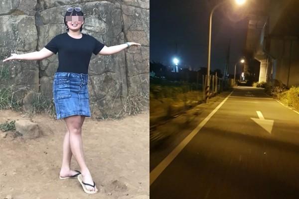 """马来女侨生在台湾被杀弃尸,生前曾称""""台湾最安全"""""""