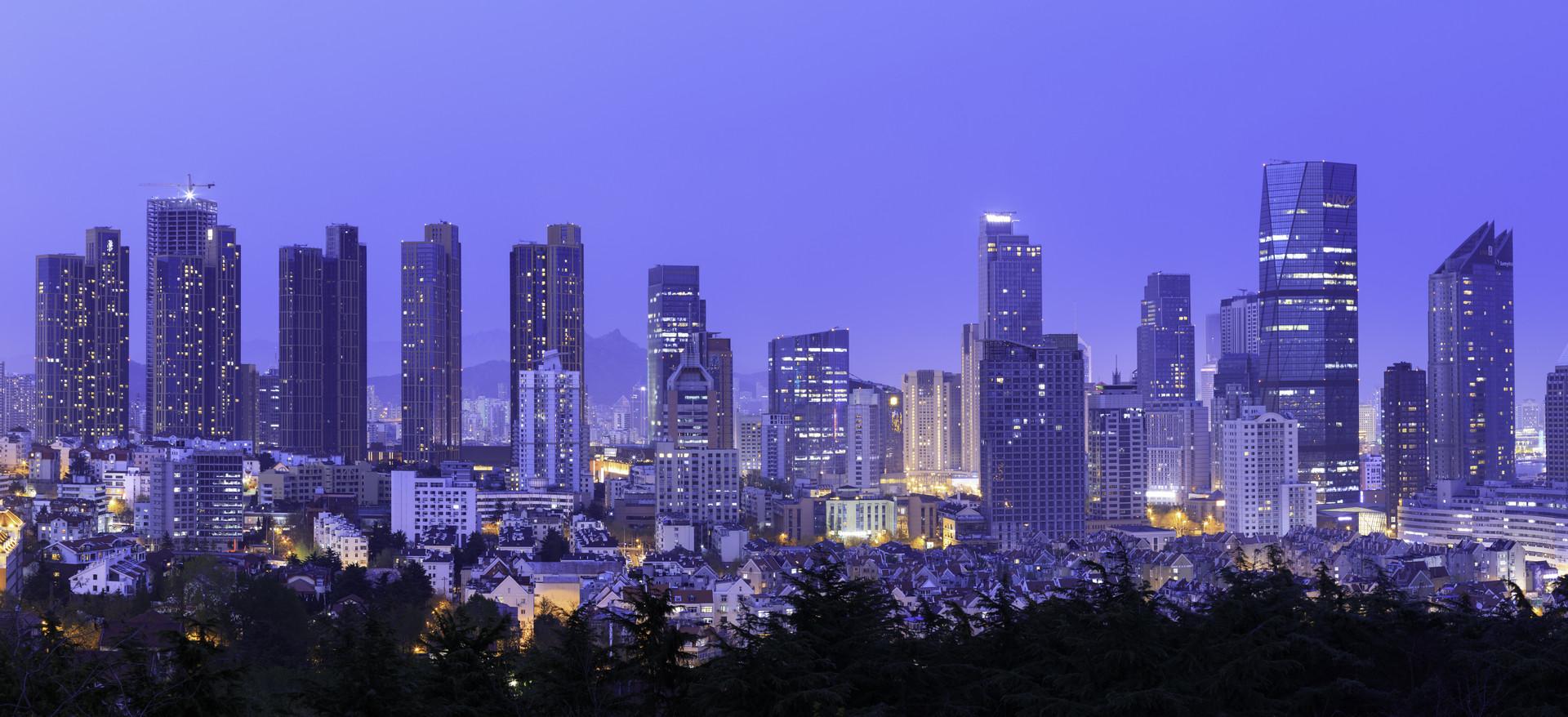 """青岛西海岸新区:一个外贸强区的""""双循环""""转型样本"""