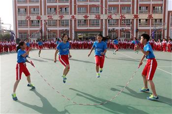 一期培训班收费三四千 学个跳绳也有必要报个班吗?