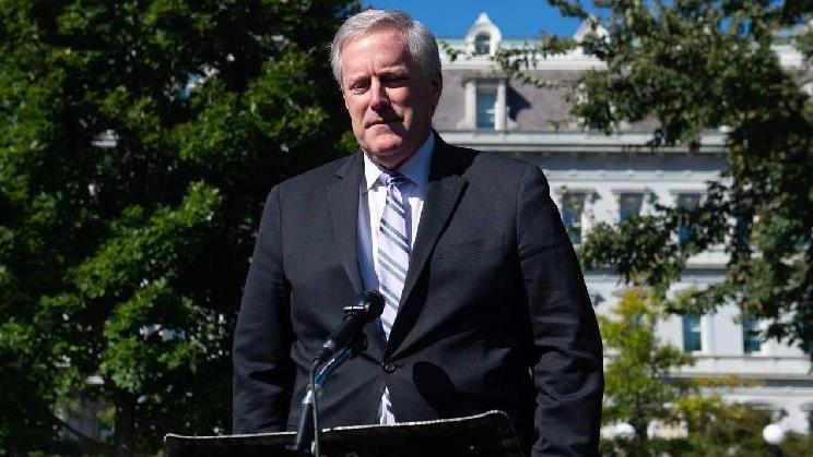 【莱特币交易平台】_白宫办公厅主任:我们不会去控制疫情