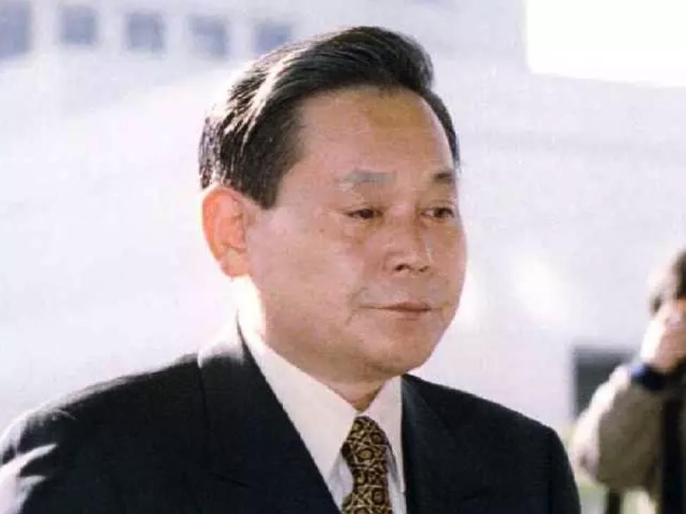 图11:李健熙被赦免