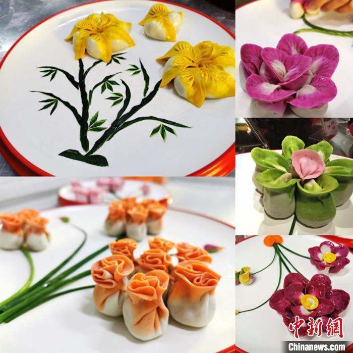南方人无法理解的北方:啥料都能包饺子,还能包成一朵花?