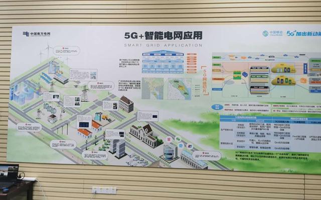 """电网请来""""5G管家"""" 懂安全第一还能指挥无人机走钢丝"""