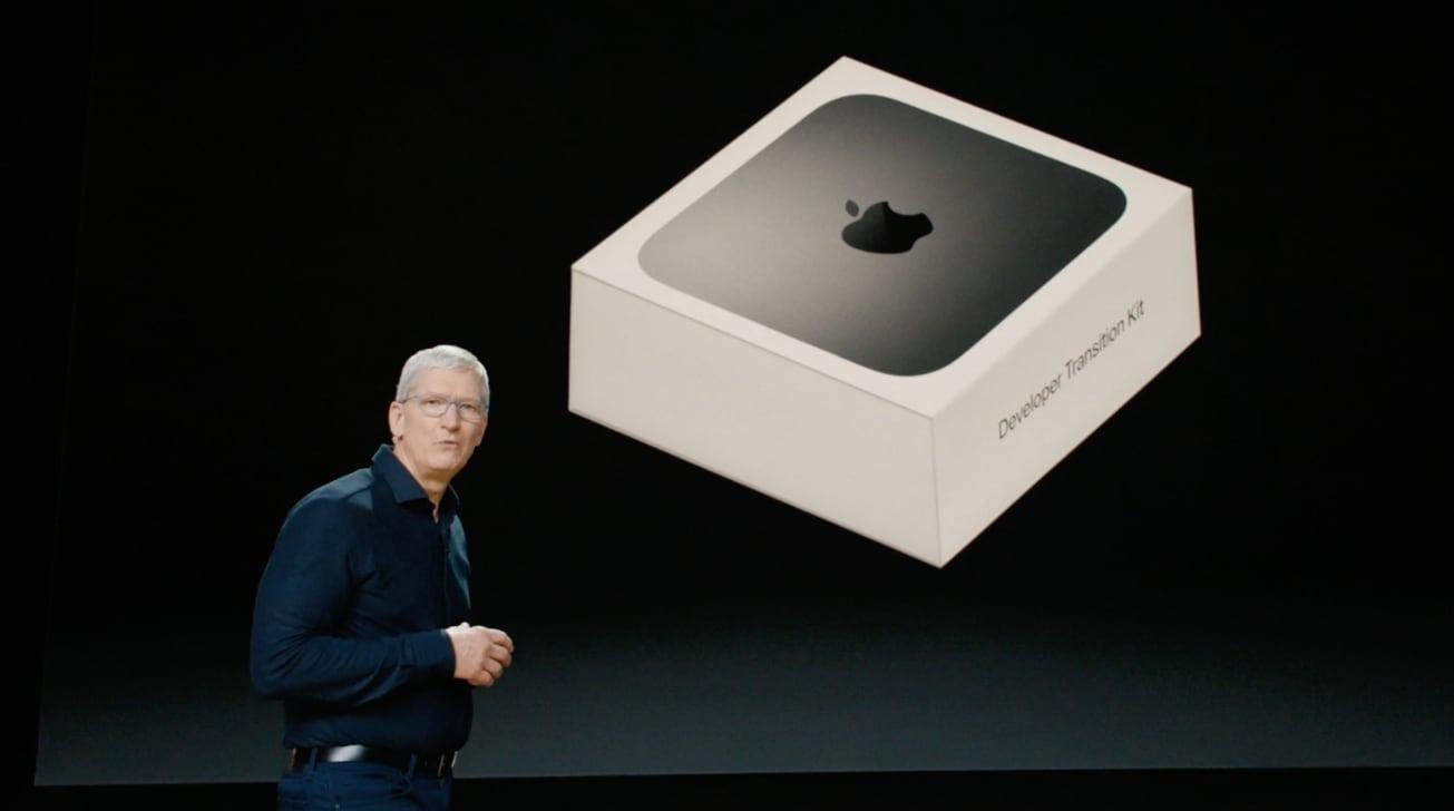 苹果将推出自研芯片版Mac