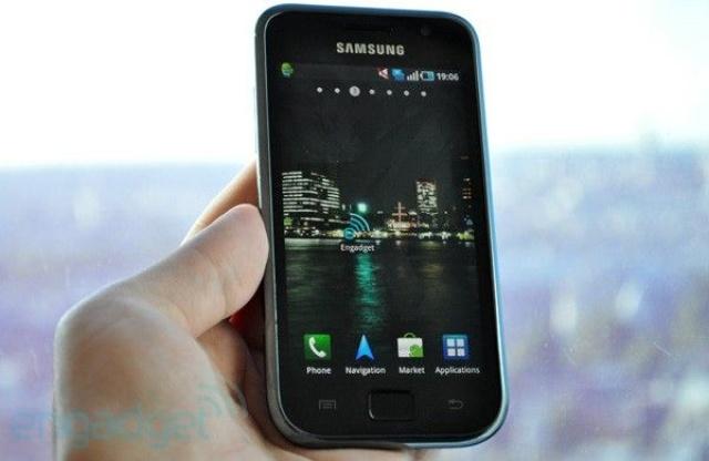 图16:第一代Galaxy S