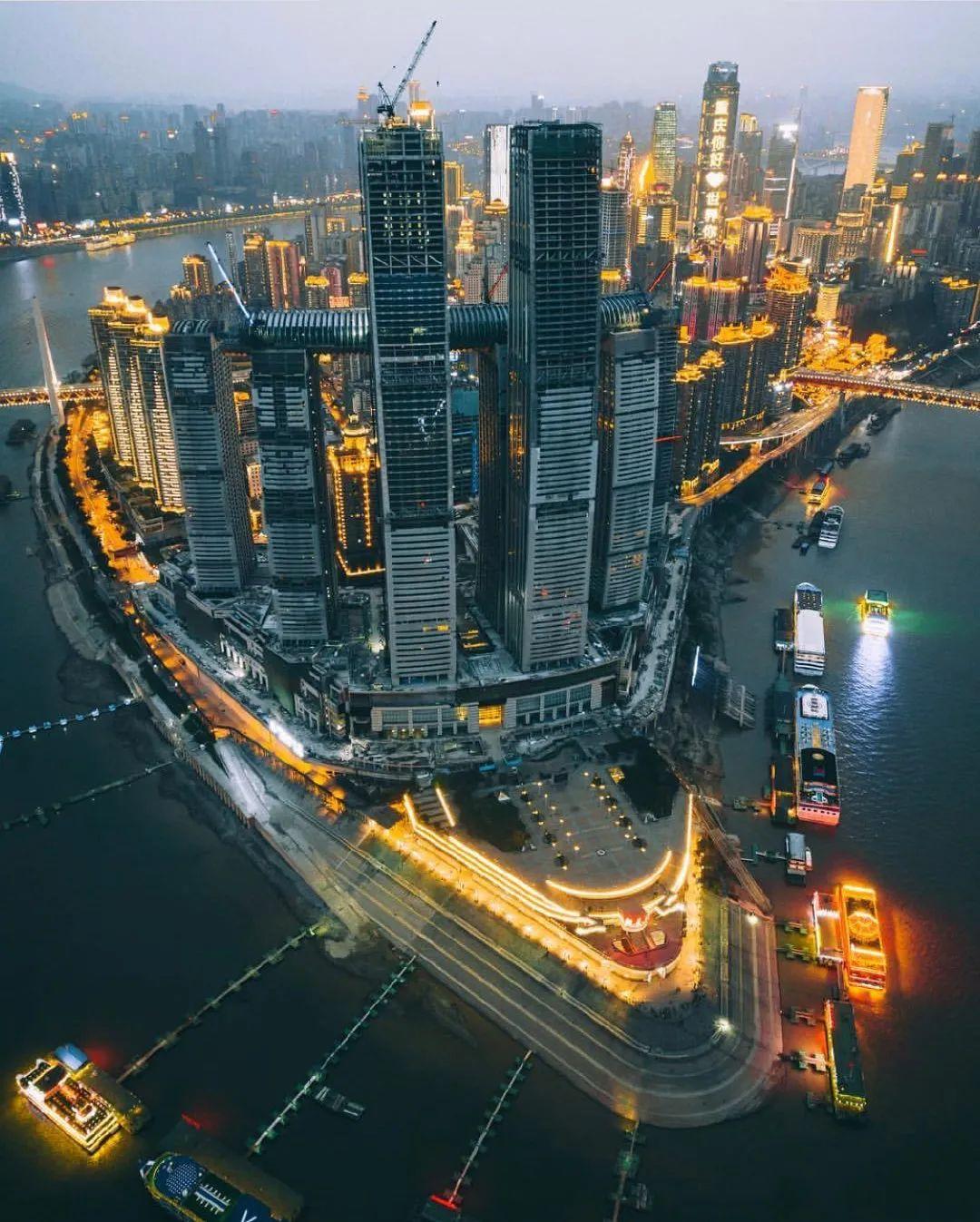 这条线路适合 已经去过重庆,想开启不一样玩法的人;