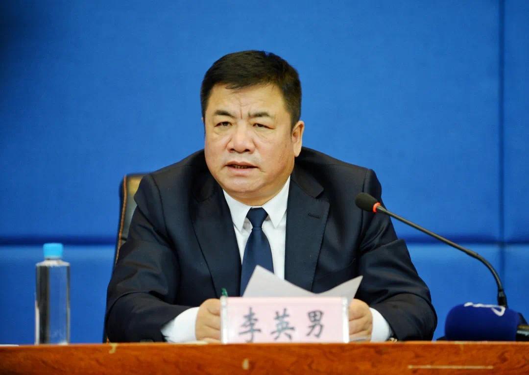 绥化市政协副主席、兰西县委书记 李英男