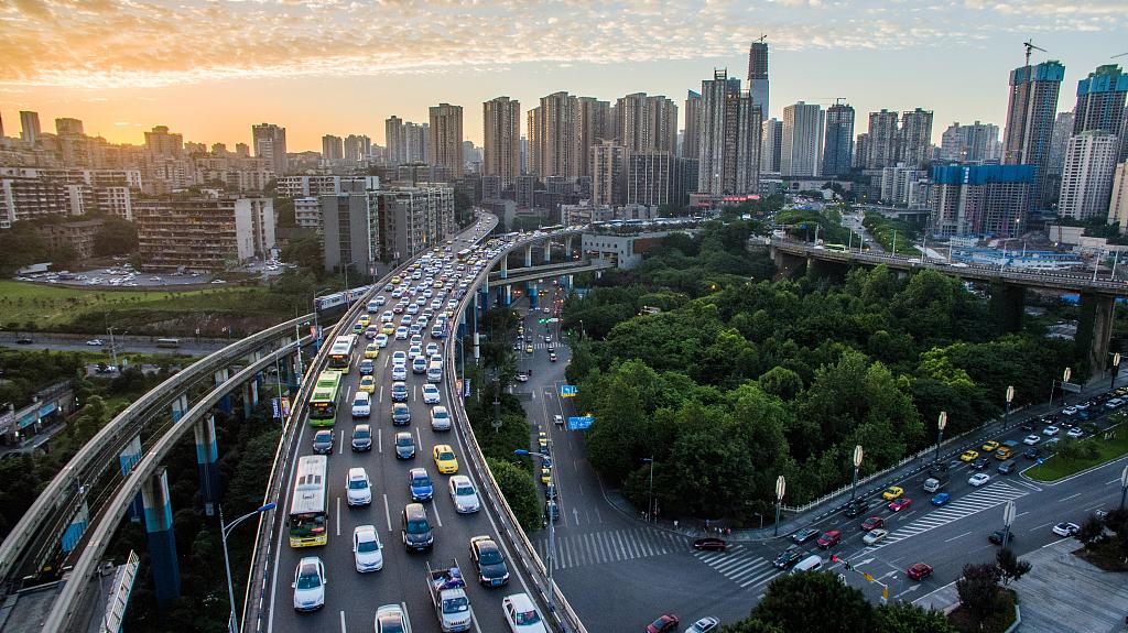 """最新!中国最拥堵的城市出炉?居然不是""""北上广"""""""