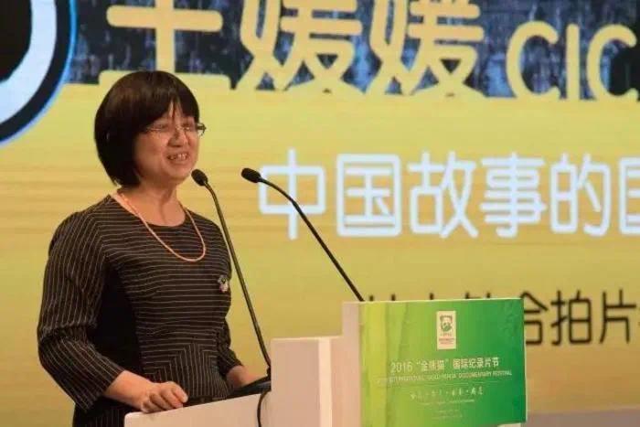 王媛媛 现任五洲传播中心影视制作中心主任