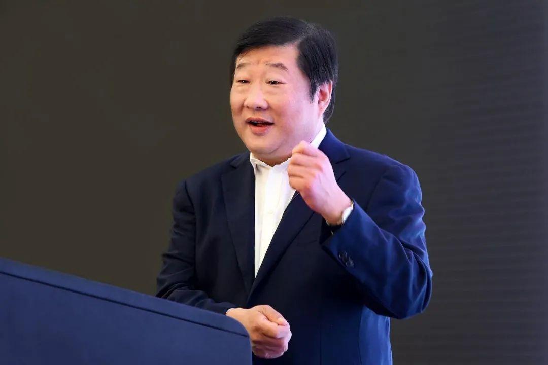 潍柴集团谭旭光:专注主业,要把发动机卖得比地产更赚钱!