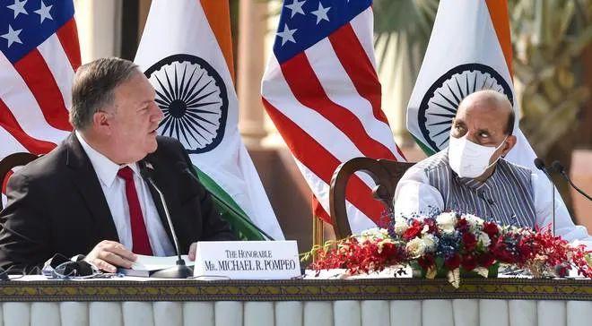 印度罕见逼美国改口,事儿里有中国