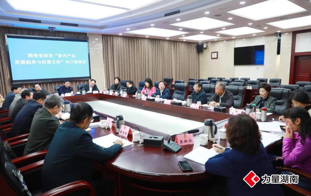 """展望""""十四五"""",湖南新兴产业""""六大领域""""有哪些发展新方向?"""
