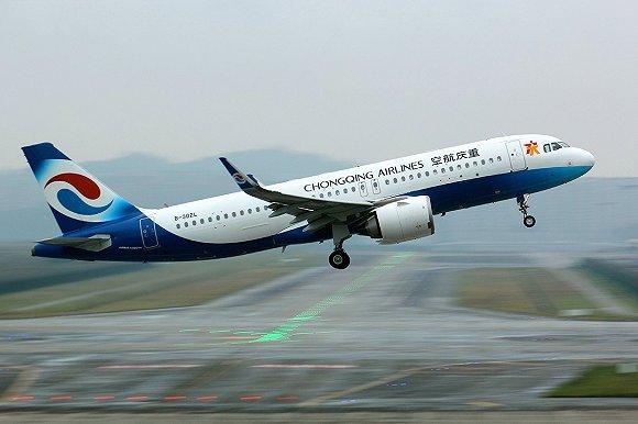 图片来源:重庆航空