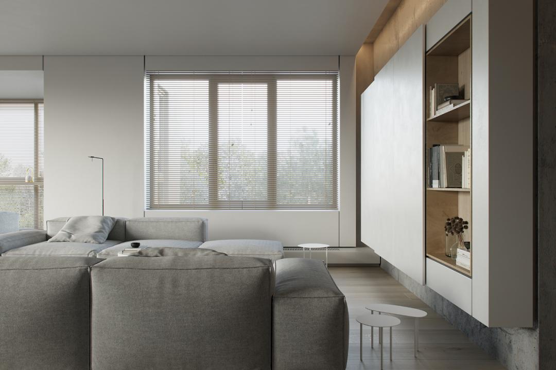 想保证家居环境空气质量,记得开窗和使用空气净化器