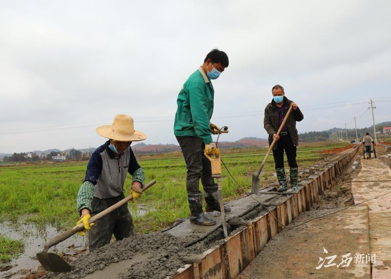 ▲(图由莲花县农业农村局提供)