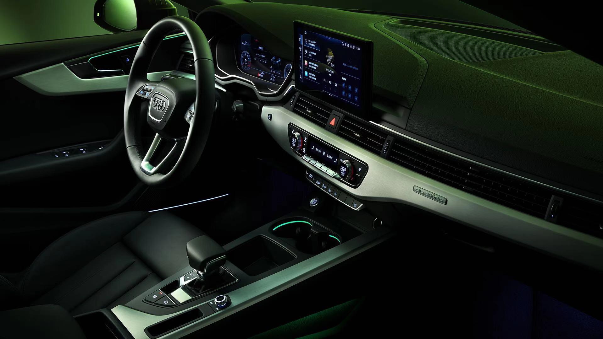 新款奥迪A5家族正式上市 三种版本售价37.18-55.18万元