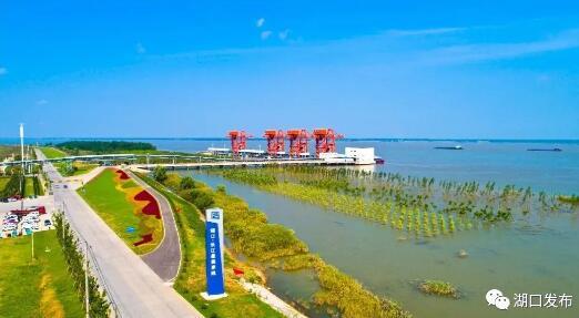 """九江湖口高新园区荣获全省第一届""""十佳优化营商环境工业园区""""称谓"""