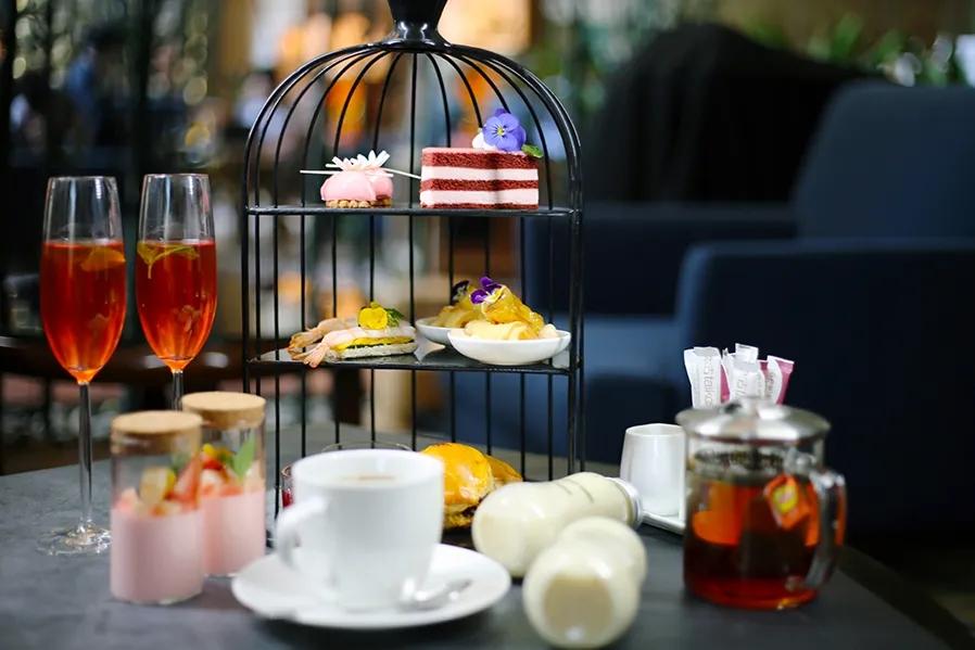 【免费送君隆威斯汀下午茶券】好吃又好逛的文艺路线,快来打卡