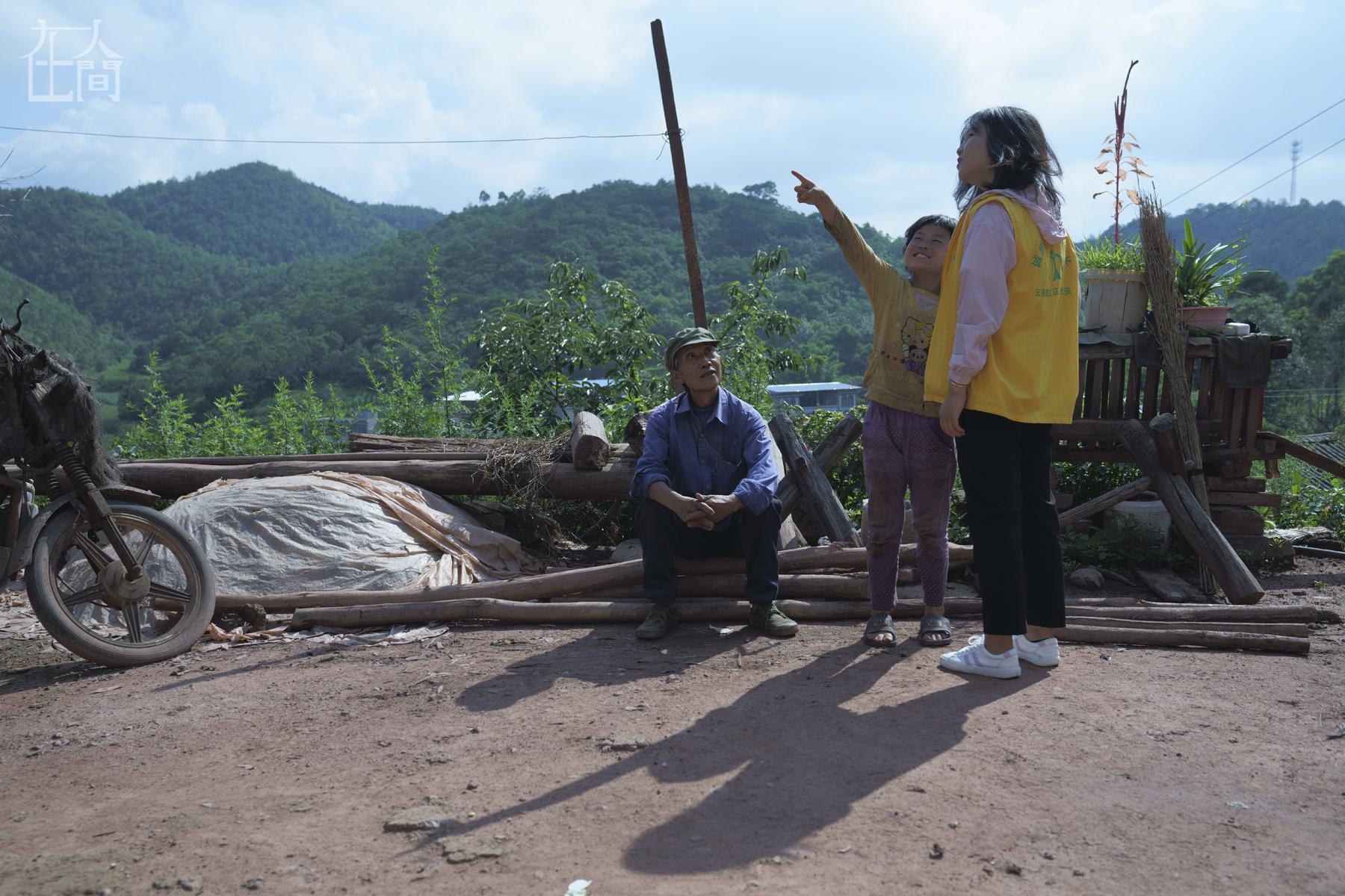在人间 在云南、青海和广西,这场行动正在改变命运