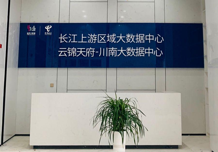 宜宾长江上游区域大数据中心