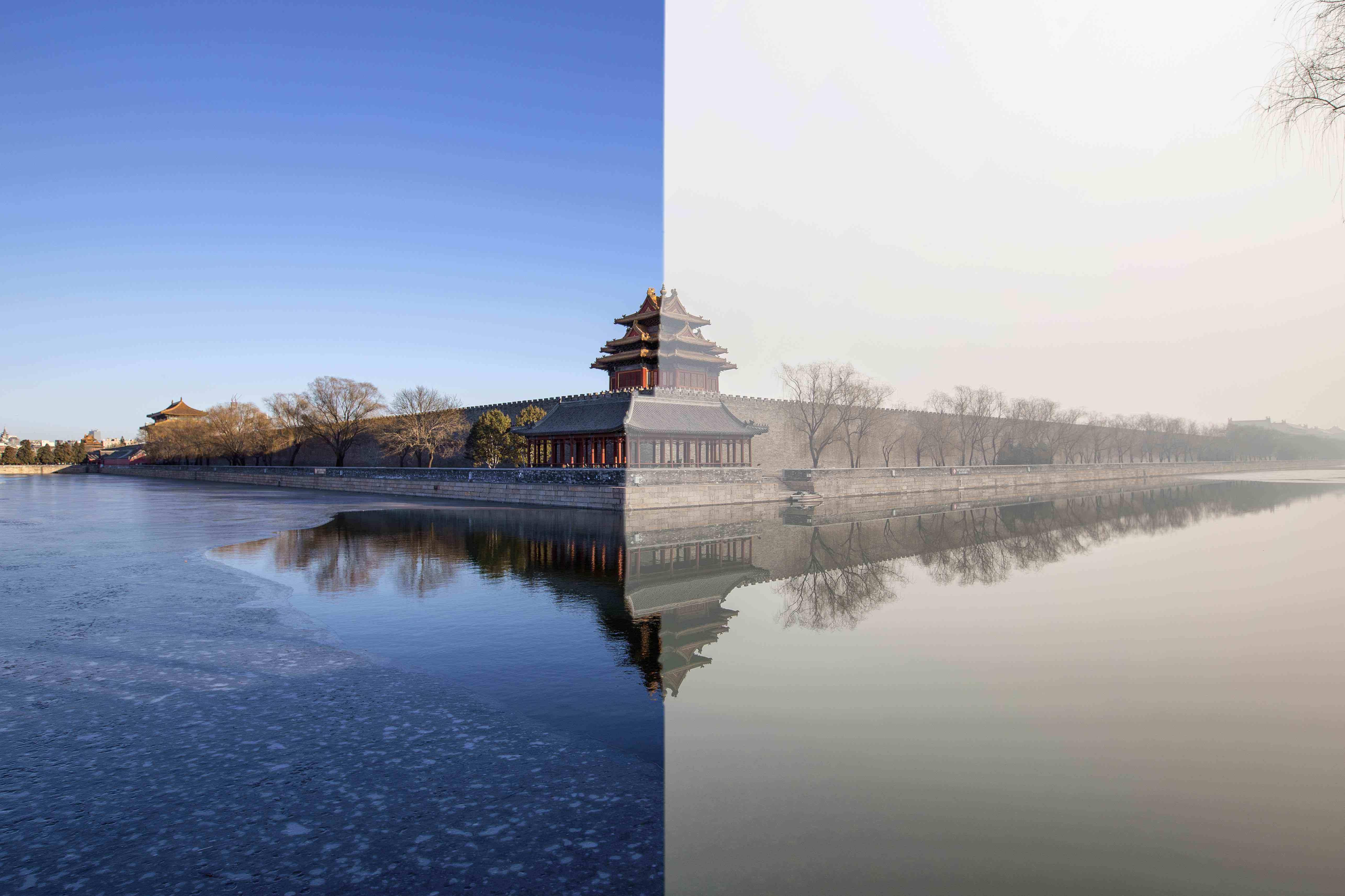 冬天雾霾季 不开窗的危害居然比开窗还大?
