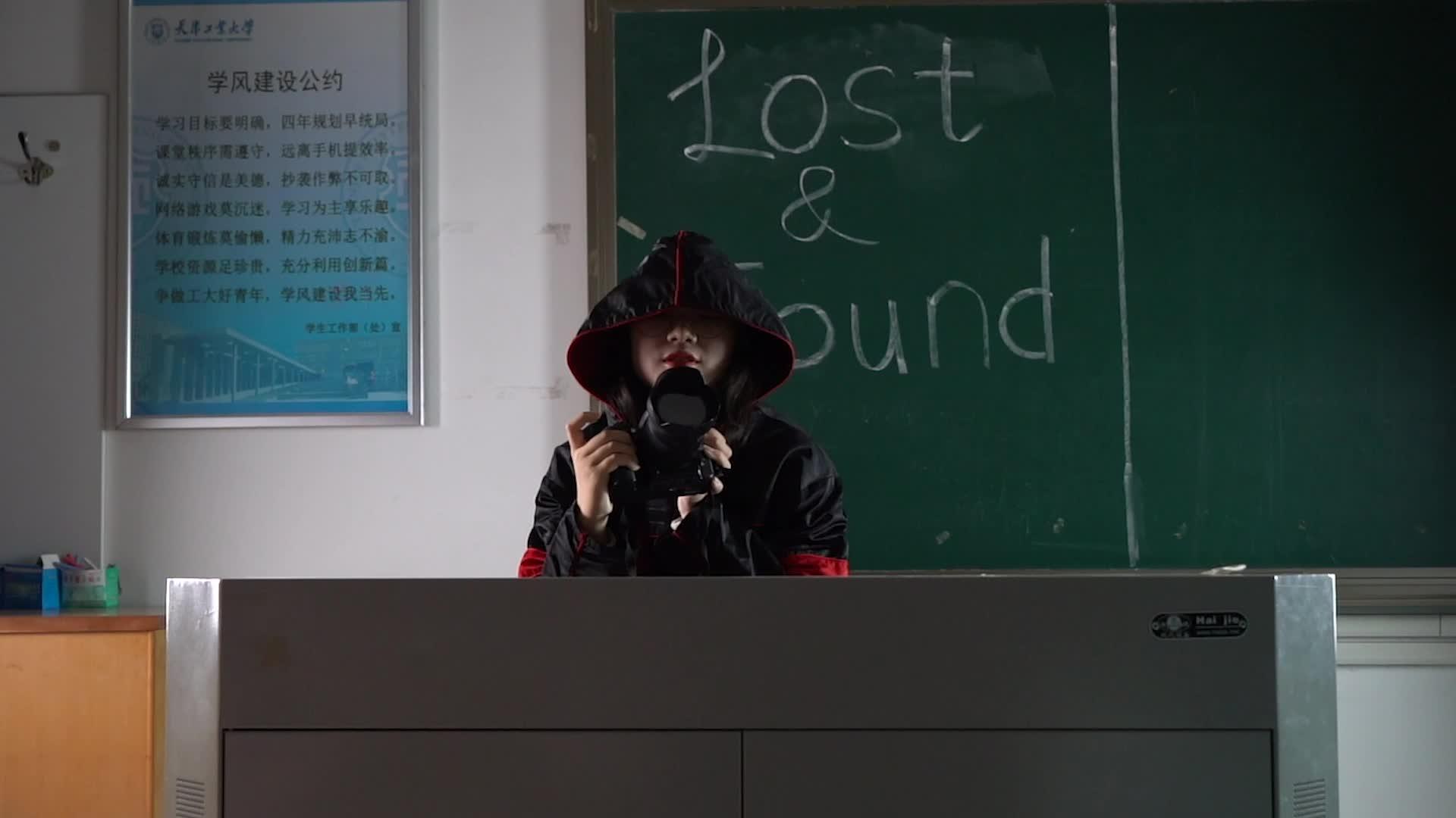 99 天津工业大学 广播电视编导 杨博予