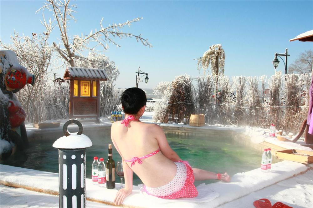 大庆连环湖温泉