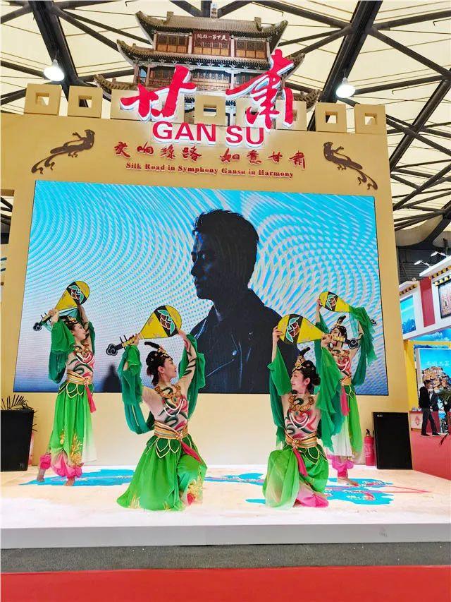 """""""如意甘肃""""惊艳亮相国际""""旅交会"""" 斩获两最高奖项"""