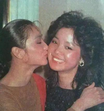 林青霞与邓丽君