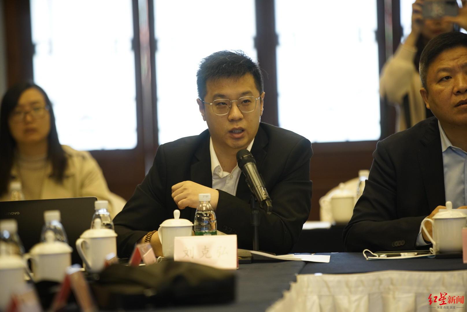 携程集团商业拓展和政府合作西线区域总经理 刘克弘