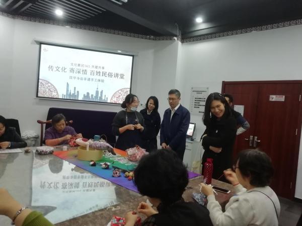 文化惠民365 共建共享展示季系列活动启动