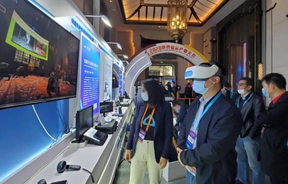 宏达通讯的VR设备