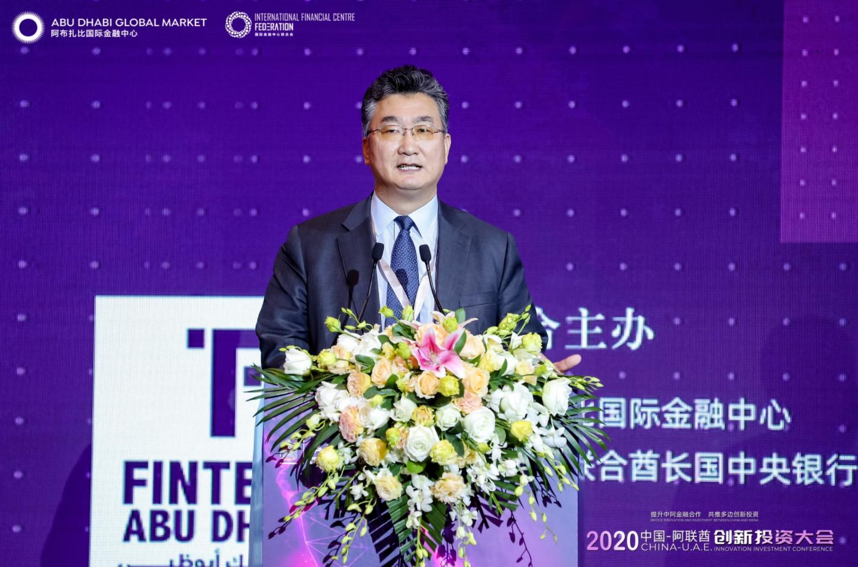 霍学文:中国的创新指数不断提升,已经成为全球最佳的投资地区