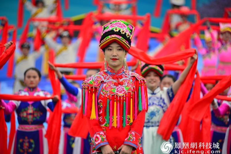 绵阳北川隆重举行2020羌历新年系列活动