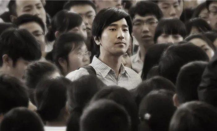 电影《致青春》中的陈孝正