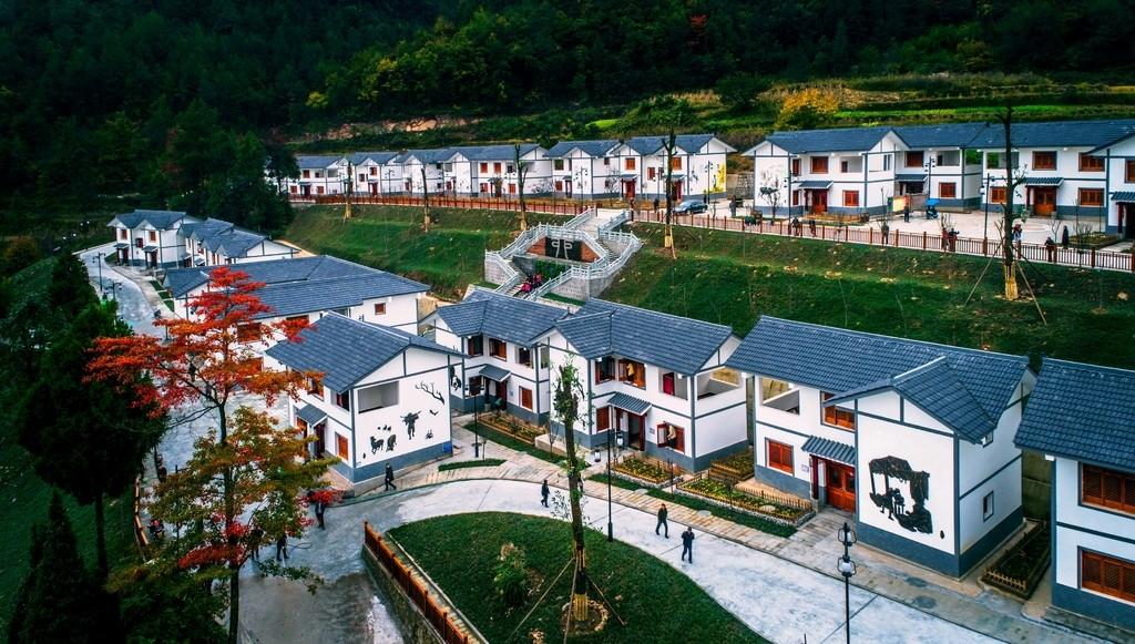 本月底,龙潭河景区提升项目投入运营