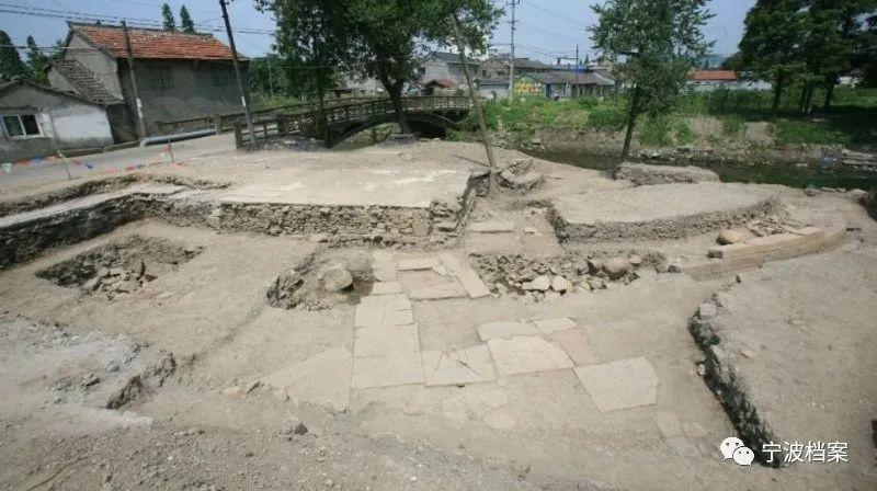 △考古发掘的大东门瓮城遗址
