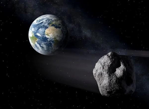 不到400公里:小行星创纪录擦着地球飞过