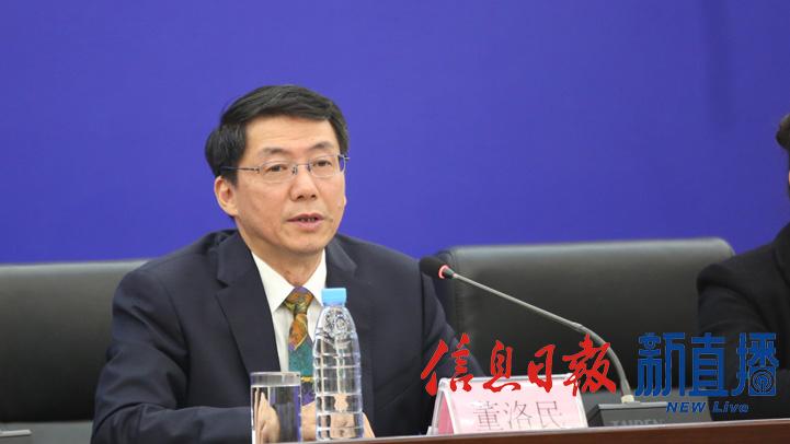 江西警察学院副院长董洛民(文颖 摄)