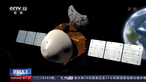 我国首次火星探测任务新里程碑:天问一号探测器飞行突破3亿千米