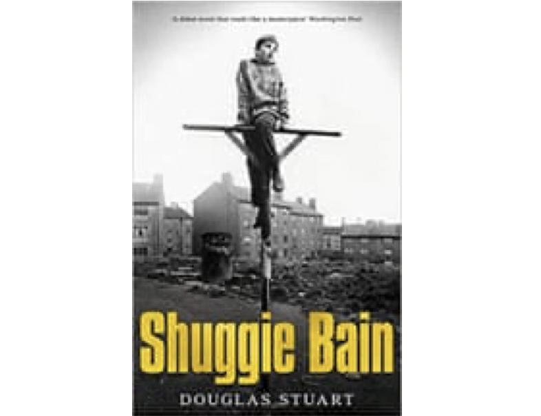 道格拉斯·斯图尔特(Douglas Stuart)的《舒吉·贝恩》(Shuggie Bain)
