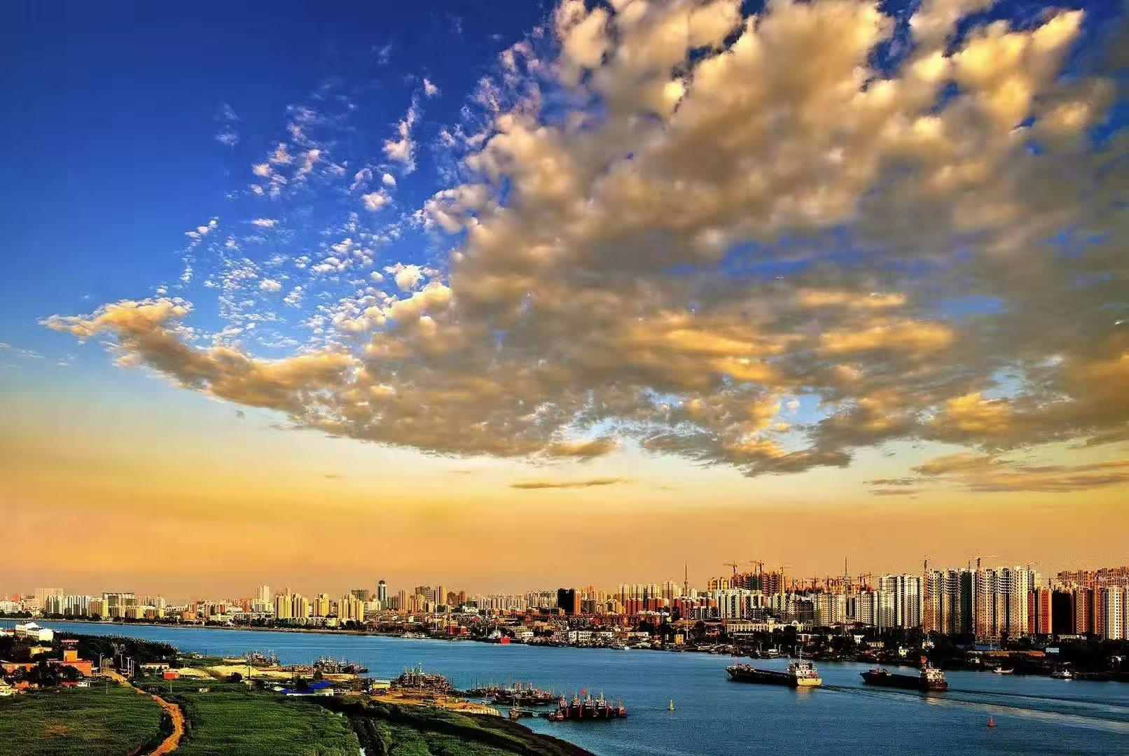 """营口上榜2020 """"中国最具幸福感城市"""""""