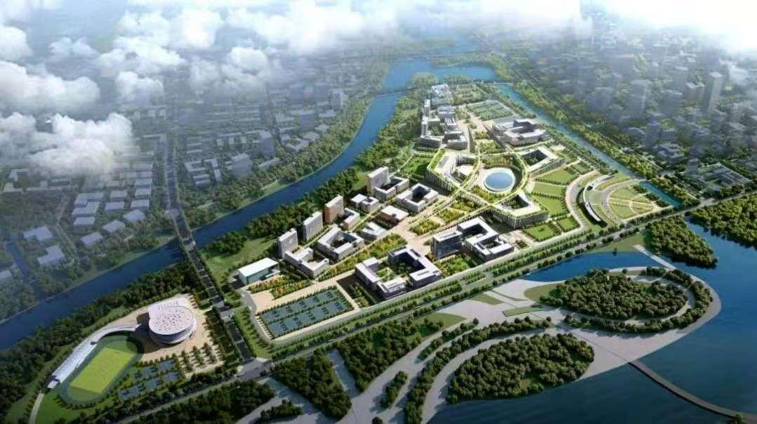 """青岛这所在建大学建议以""""中国""""冠名!"""