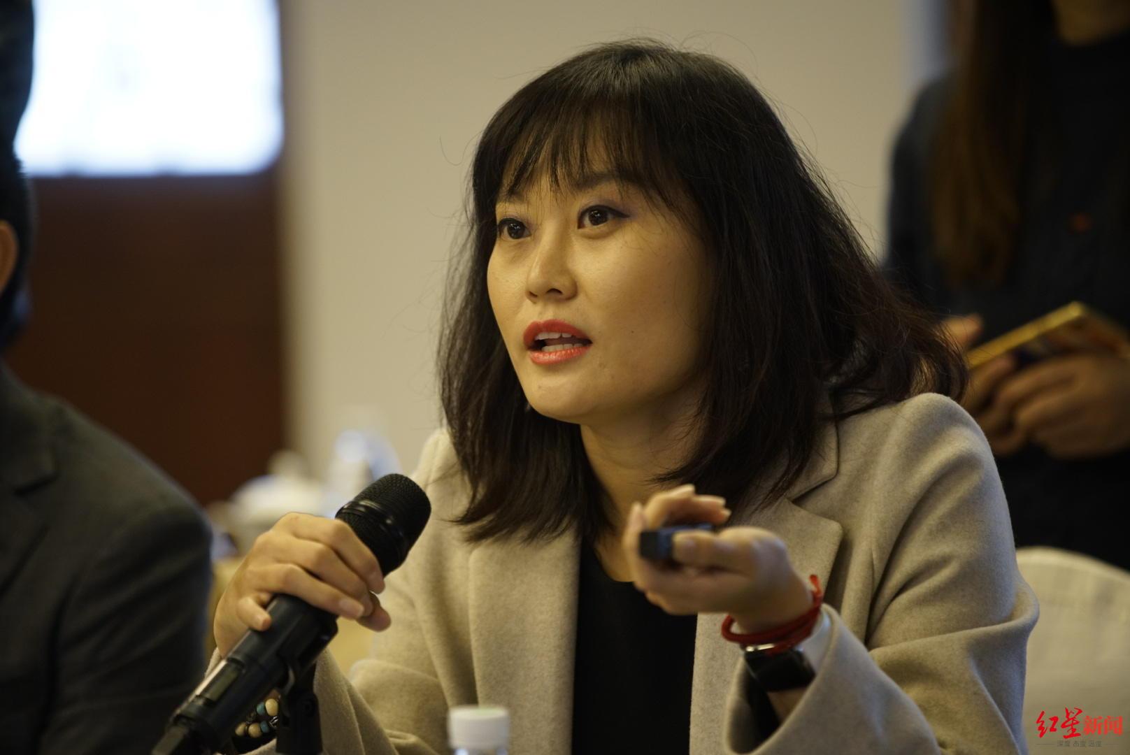 京东大数据研究院高级研究员 董菲