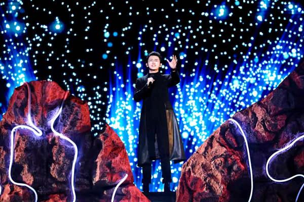 《2020中国好声音》总决赛唱响武汉 18岁女孩夺冠