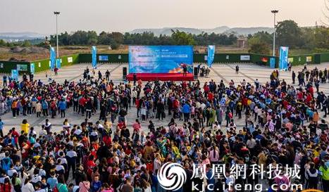 绵阳市定向和测向锦标赛在仙海成功举办