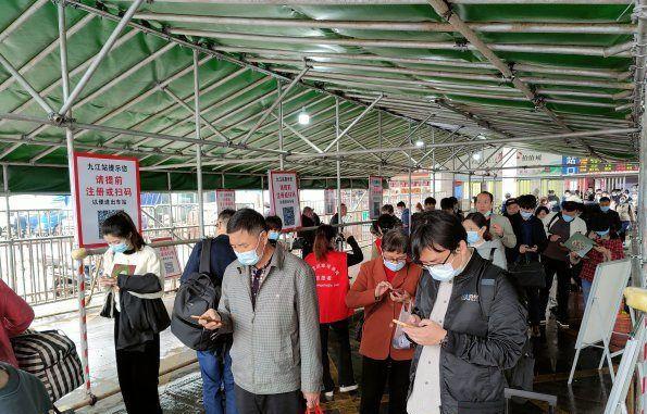 疫情防控,九江做得怎么样?农贸市场、商场、电影院很松懈