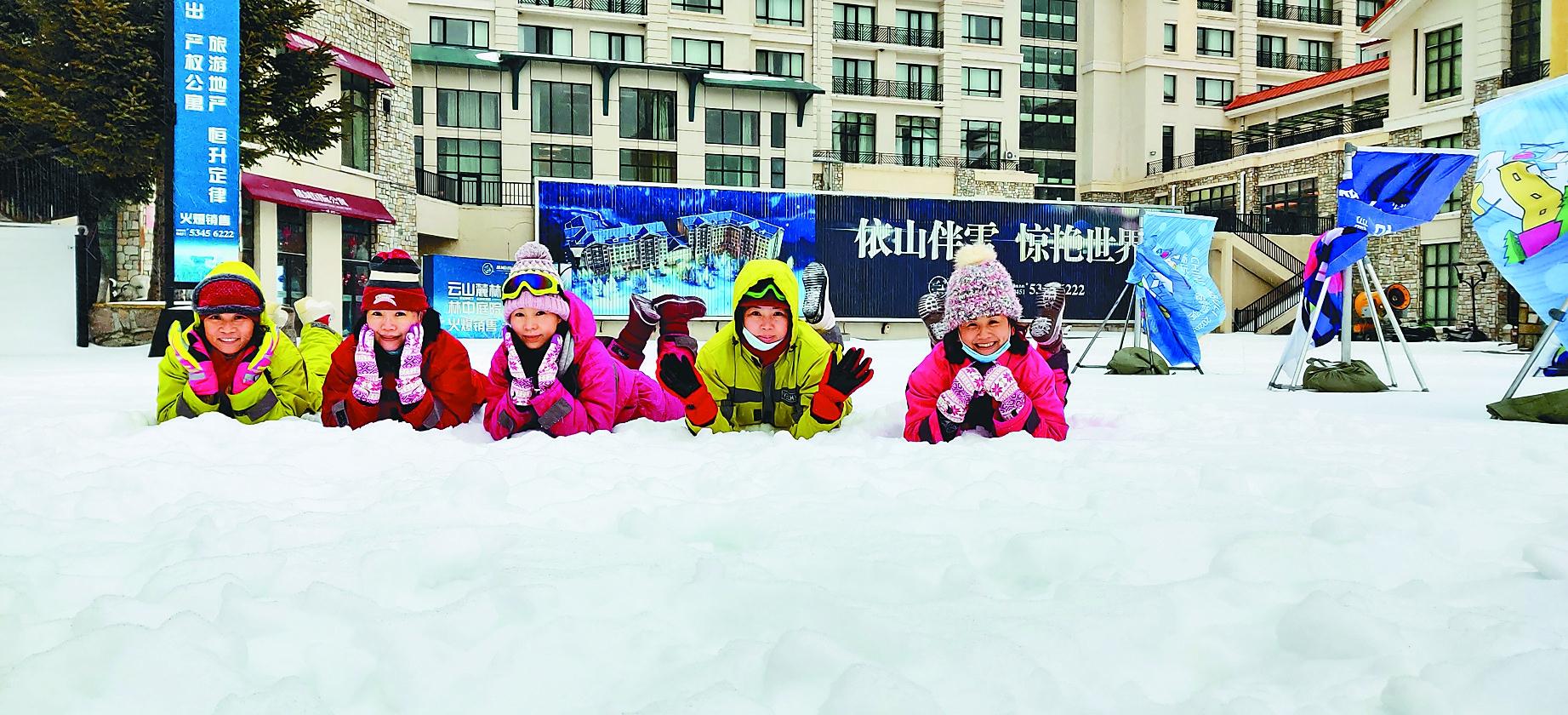 降雪+降温利好滑雪场 亚布力今年可提前一周接待游客