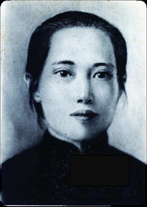 彭士禄的母亲蔡素屏