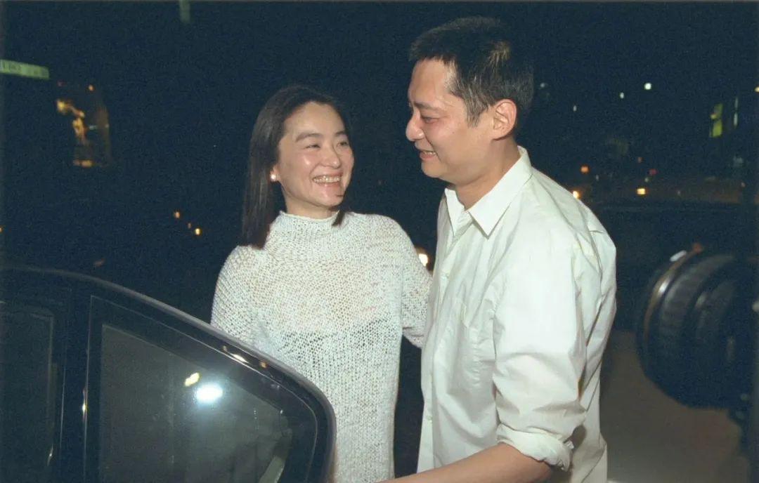林青霞与张叔平